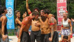 Survivor κόκκινη ομάδα