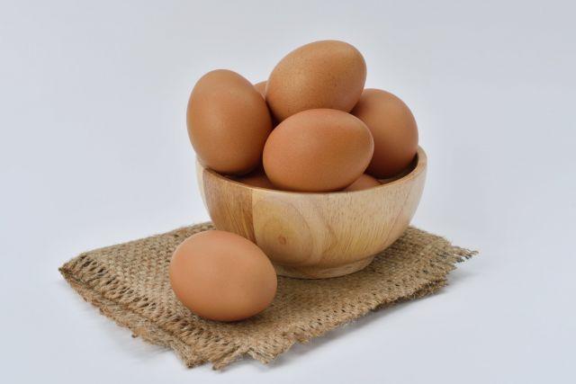 Αυγά καφέ