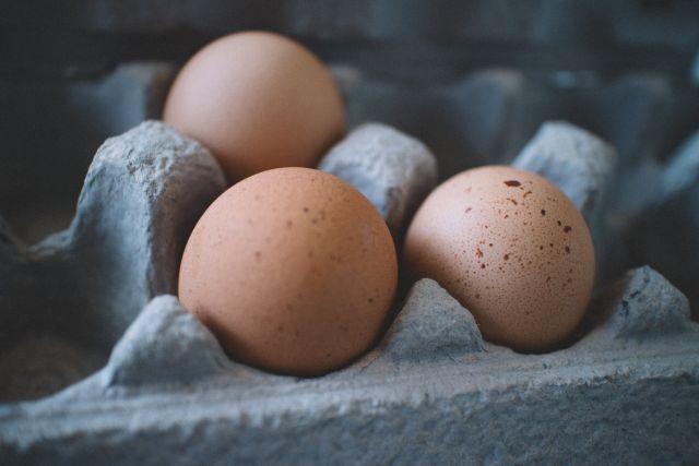Αβγά με βούλες