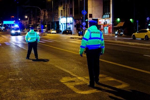 Μετακίνηση αστυνομία