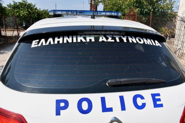 Περιπολικό αστυνομία